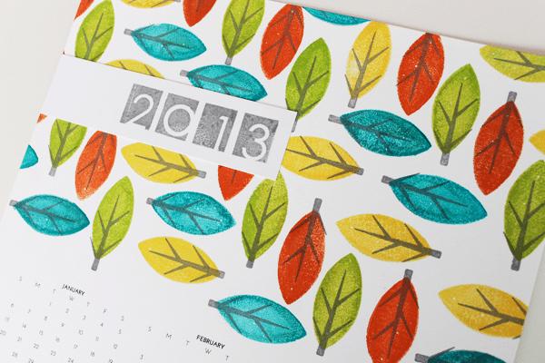 Modern-Leaf-Textile-Calendar