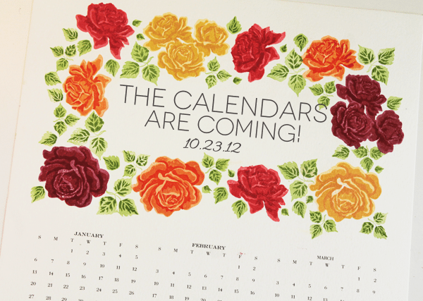 The-Calendars-Are-Coming-Annoucement