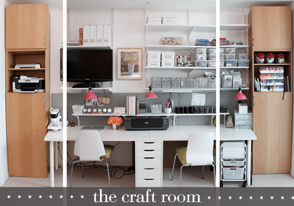 Craft Room Tour Photo