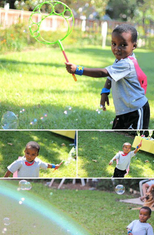 Bubbles-Storyboard