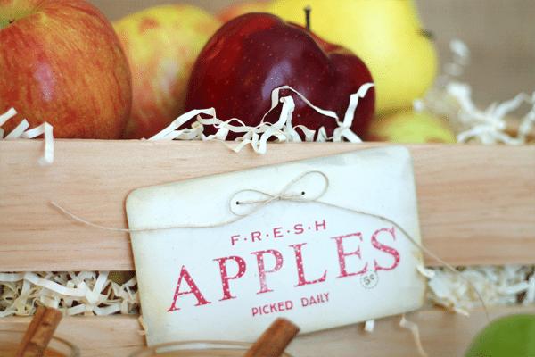 FreshPickedApples