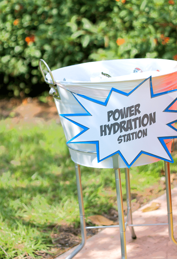 Power Hydration Station