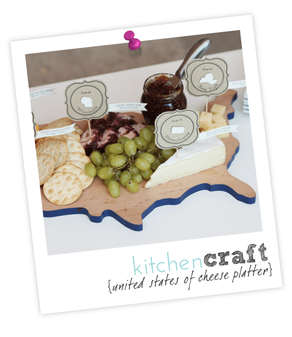 Curiosity Shoppe Cutting Board Cheese Platter