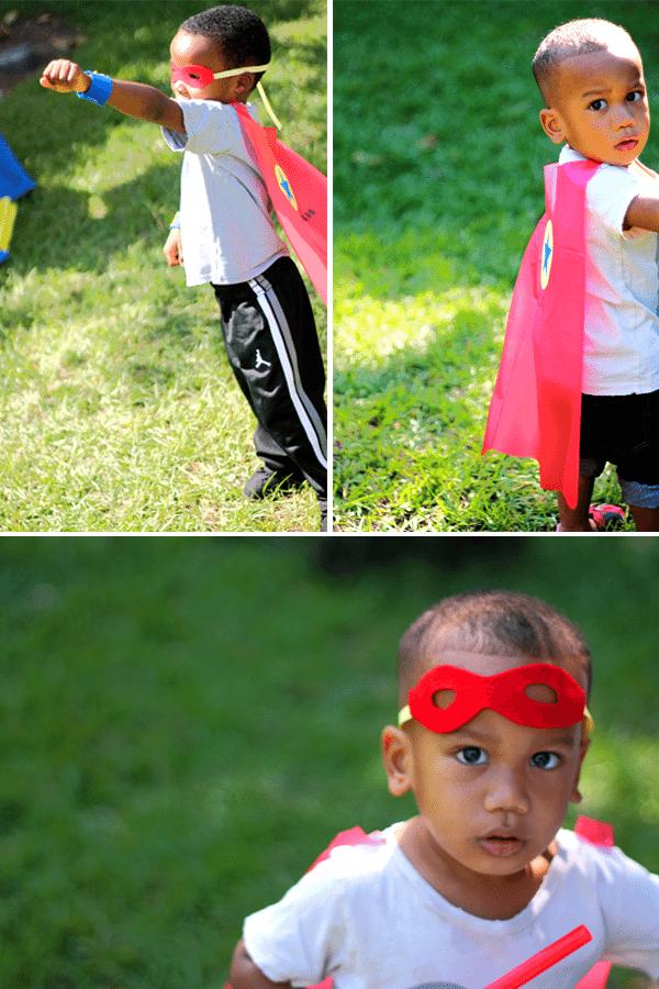 Superheroes-in-costume