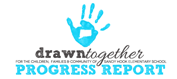 Drawn Together for Newtown: A Progress Report