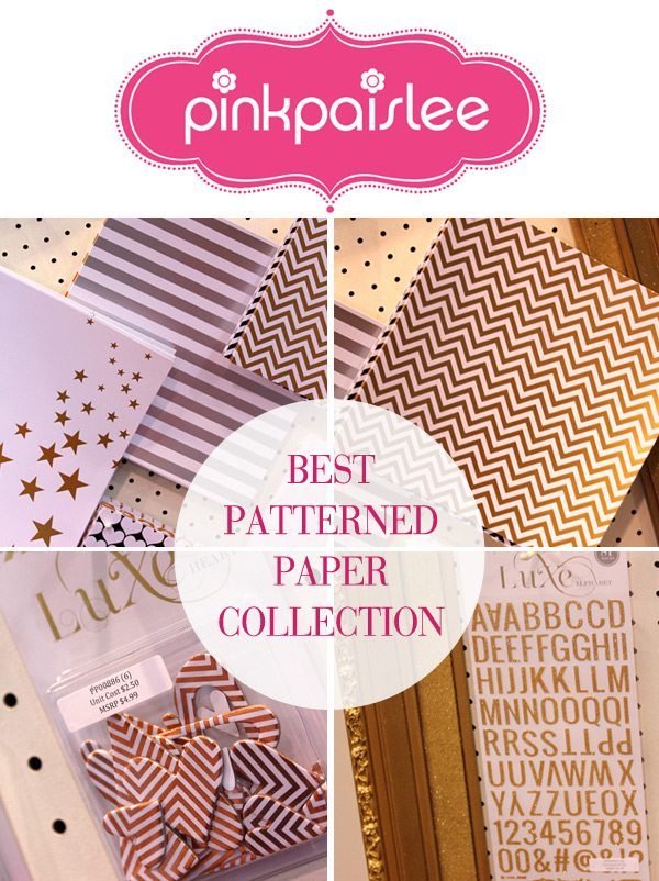 2013 Best in Class: Best Patterned Paper Collection