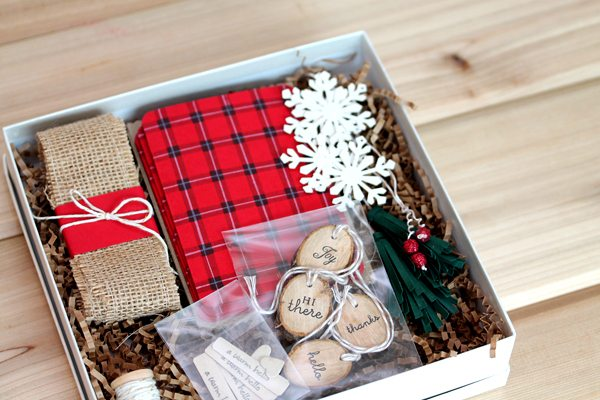 Rustic Winter in A Box