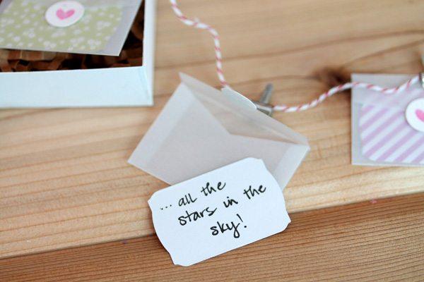 Mini Box of Love Notecards