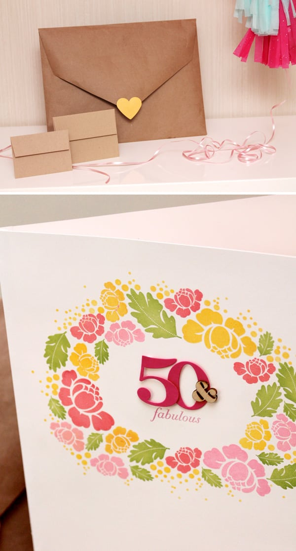 Giant Card and Envelope