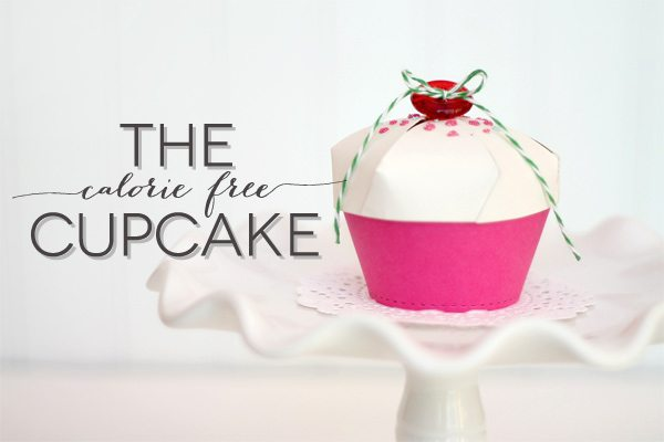 5 Ingredient Paper Cupcake 1 | Damask Love