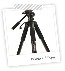 Equipment for Blog Photos: Tripod