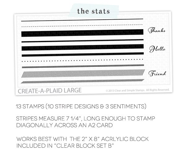 Create-A-Plaid-Stats
