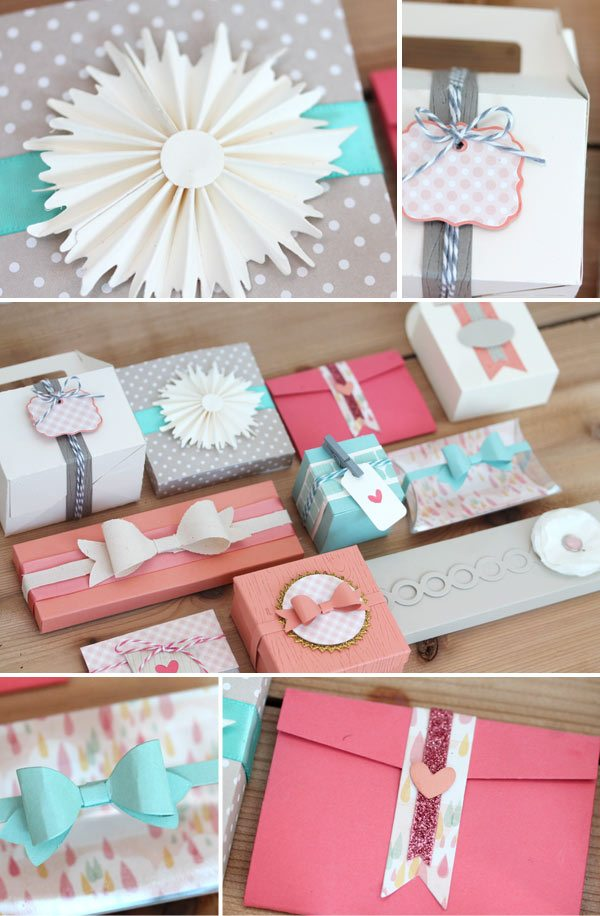 Simply Crafty: Gift Packaging Storyboard | Damask Love Blog