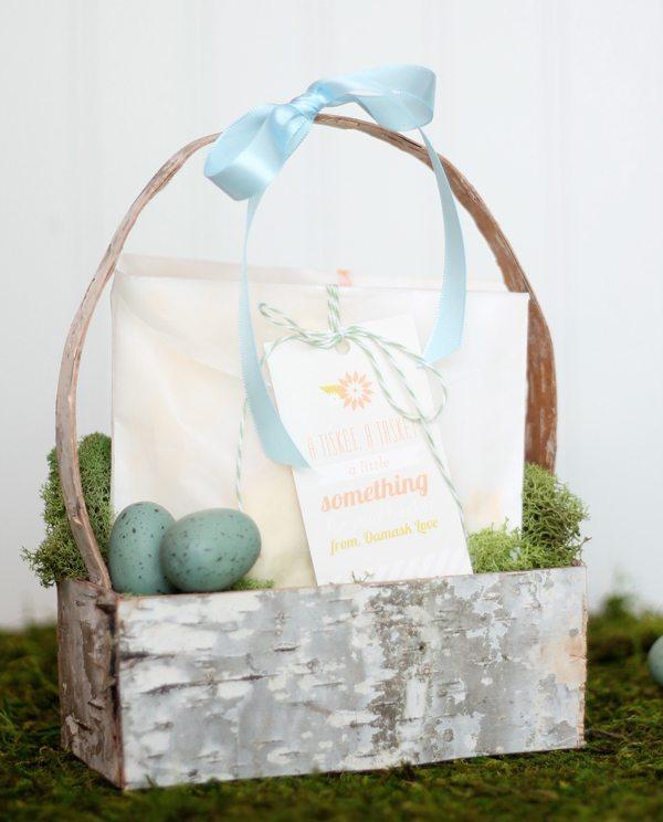Birch Basket DIY | Damask Love Blog