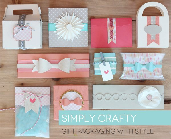 Simply Crafty: Gift Packaging | Damask Love Blog