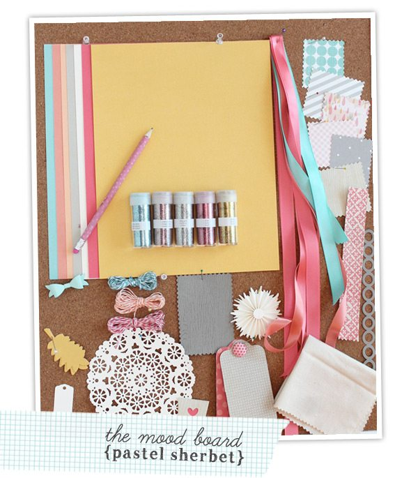 Simply Crafty: Gift Packaging Moodboard | Damask Love Blog