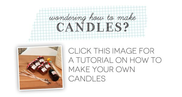 How to make Candles Graphic
