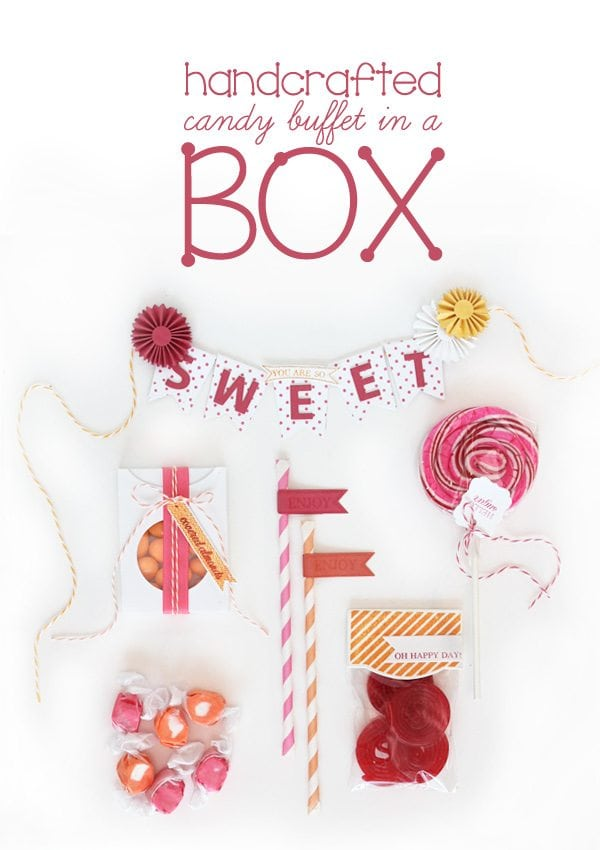 Style Watch: CSS Favorites:: Candy Buffet in a Box