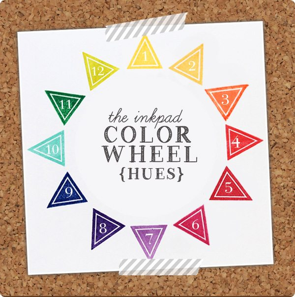 The Crafter's Color Wheel: Hues | Damask Love