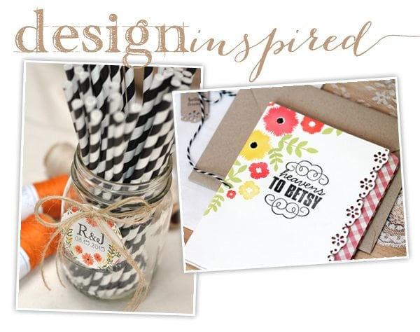 Design Inspired: Southern Sass Stationery