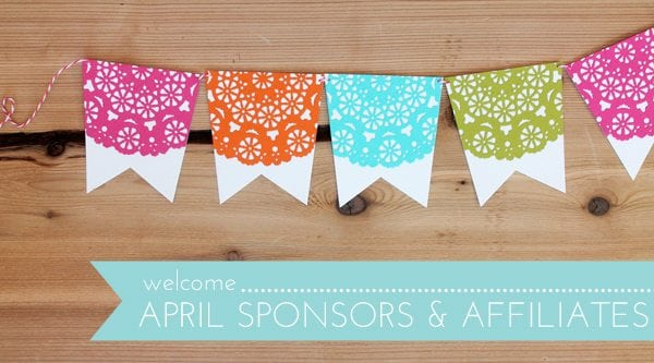 Welcome May Sponsors & Affiliates