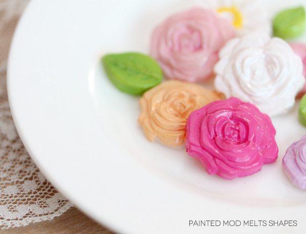 DIY Mod Melts Cabochons | Damask Love Blog