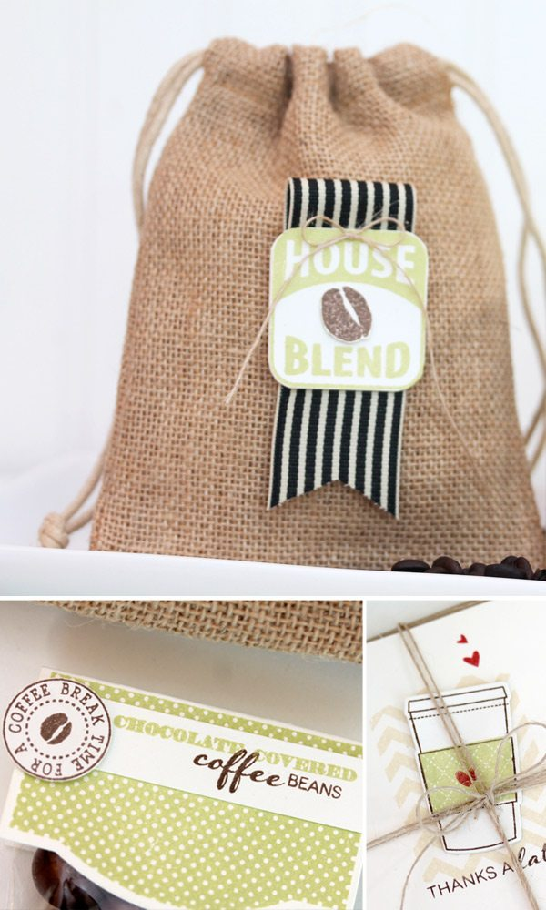 Handcrafted Coffee Shop in a Box | Damask Love Blov