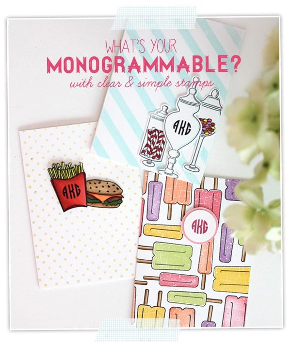 What's Your Monogrammable?