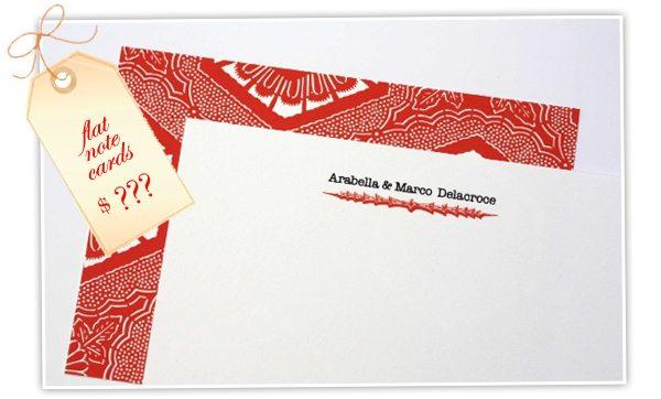 Mixed Patterned Stationery | Damask Love Blog