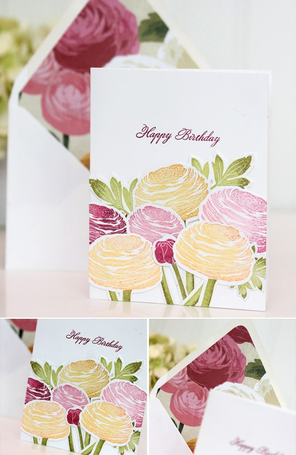 Design Inspired: Stamp & Paper Matches | Damask Love Blog