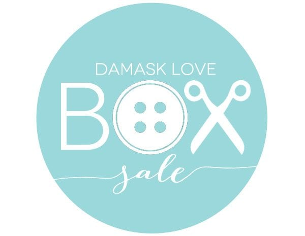 Damask Love Box Sale – SOLD OUT!