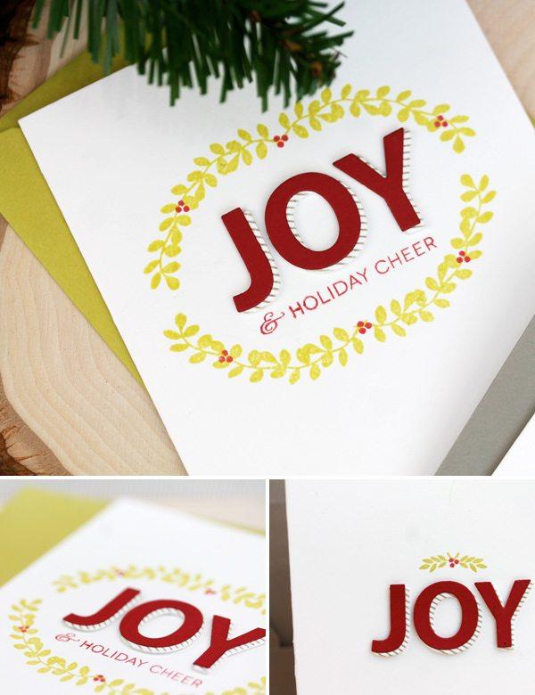 Easy Engraved Sentiment Stationery | Damask Love Blog