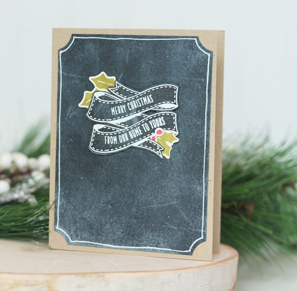 Toile Gift Guide: Chalkboard Trends | Damask Love Blog