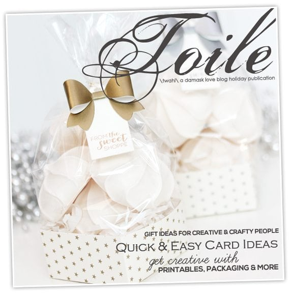 Toile Gift Guide:  A Holiday Gift Guide Just for Crafty & Creative People