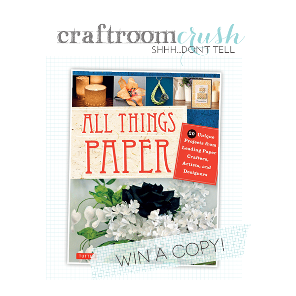 Craftroom Crush: A Giveaway