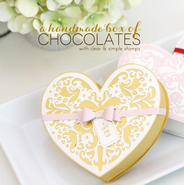 Style Watch: A Handmade Box of Chocolates