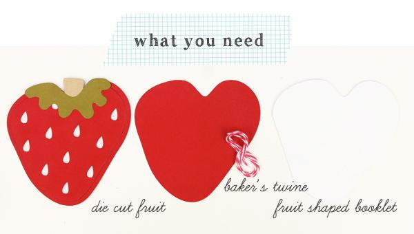 Fun Fruity Notebooks | Damask Love