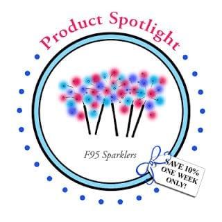 Denami Designs Product Spotlight – Sparklers