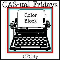 CAS-ual Friday Challenge – Color Blocking