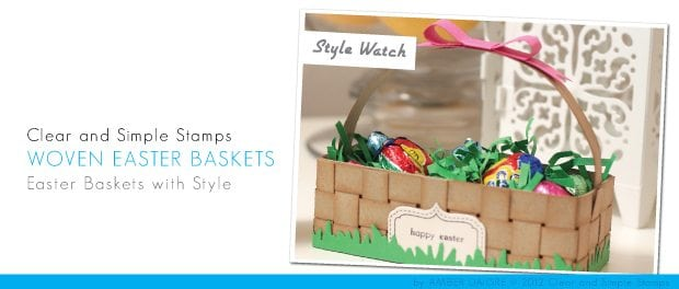 CSS Style Watch: Easter Baskets with Style