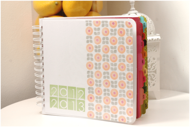 A DIY Planner Project