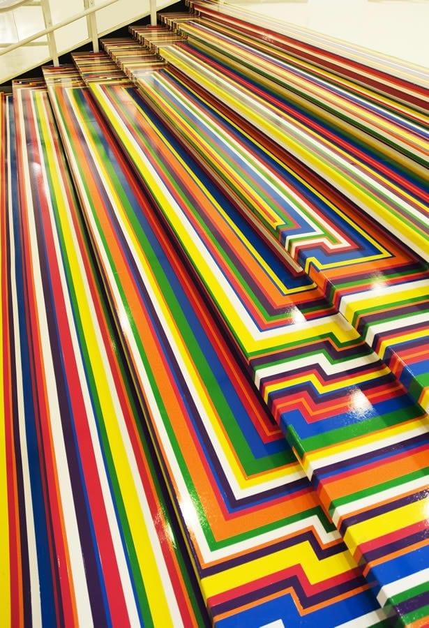 Papertrey Ink Blog Hop – Inspirational Photo Series: Modern Stripes