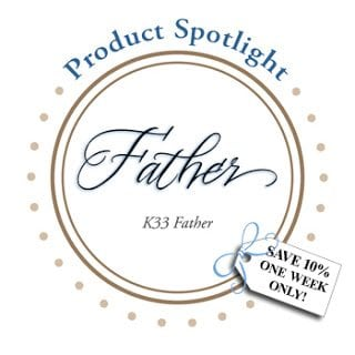 Denami Designs Product Spotlight – Father