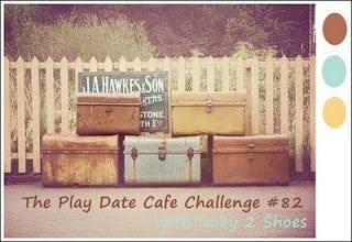 Play Date Cafe Challenge – PDCC82