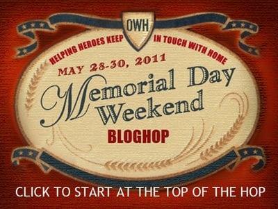 Operation Write Home Memorial Blog Hop