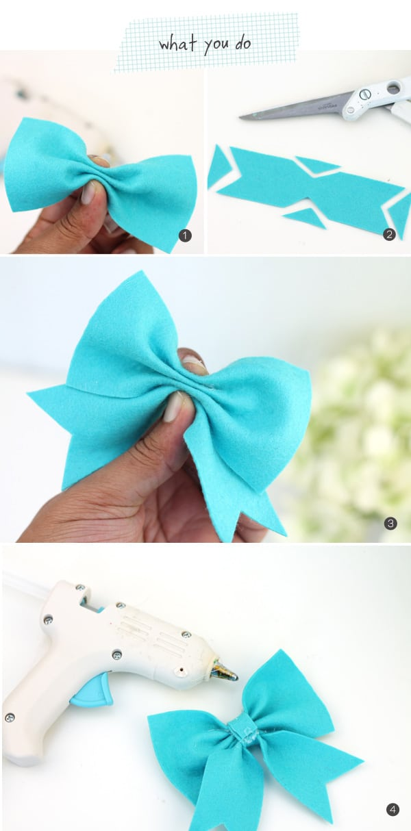 Diy easy felt bows damask love make bow howto all wrapped diy easy felt bows damask love make bow howto all wrapped up pinterest felt bows damasks and felting solutioingenieria Images