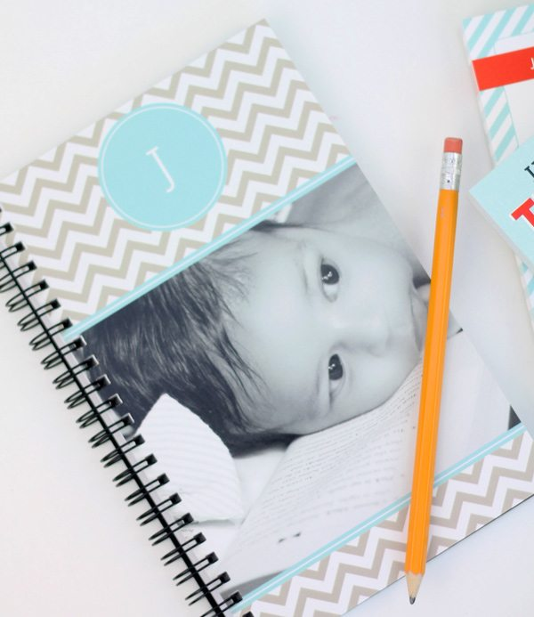 Digital DIY for Baby with Shutterfly | Damask Love