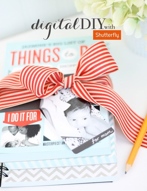 Digital DIY with Shutterfly