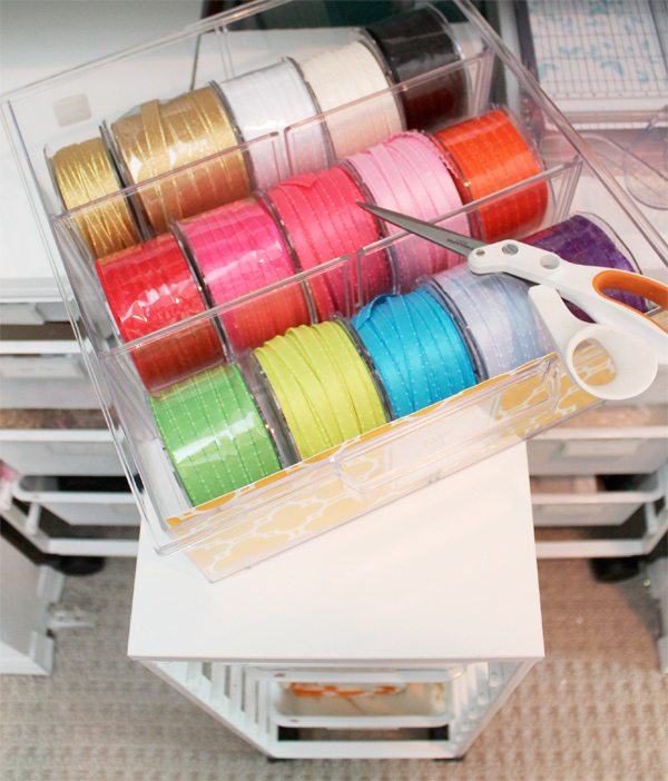 Crib Meets Craft: Closet Organization with Container Store Elfa System | Damask Love