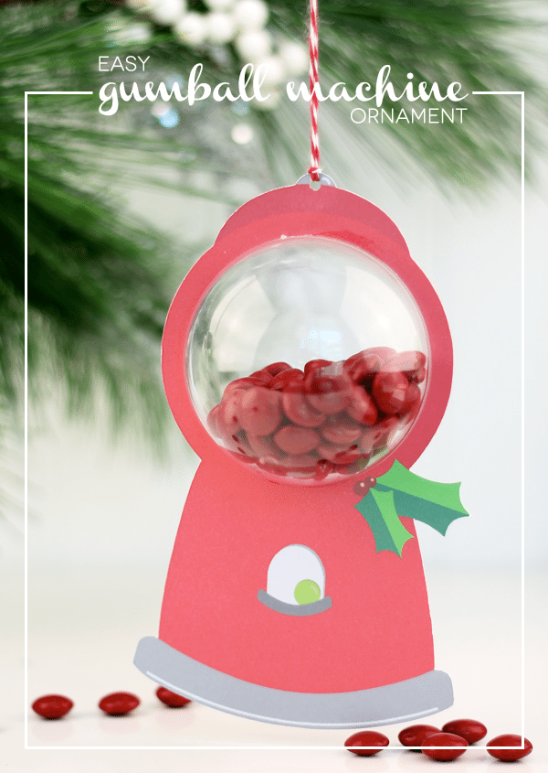 The Sweetest DIY Christmas Ornament